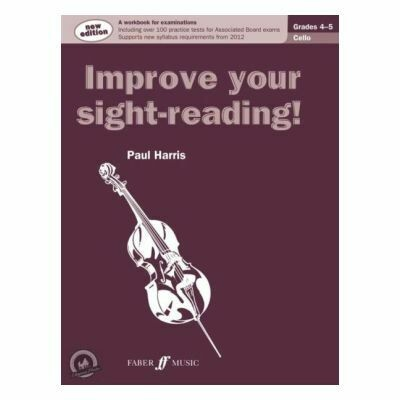 Improve Your Sight-reading! Cello Grades 4-5