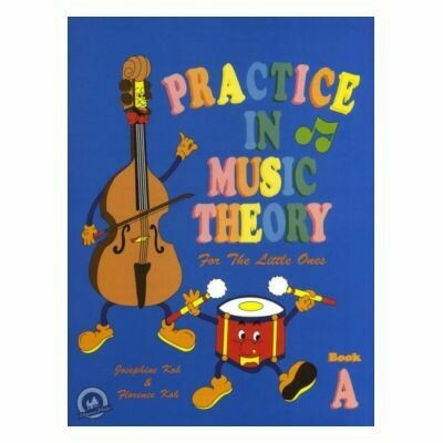 Koh - Practice In Music Theory For The Little Ones-Bk A