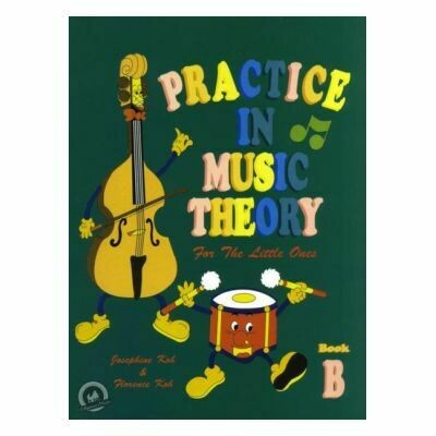 Koh - Practice In Music Theory For The Little Ones-Bk B
