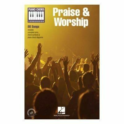 Praise And Worship - Piano Chord Book