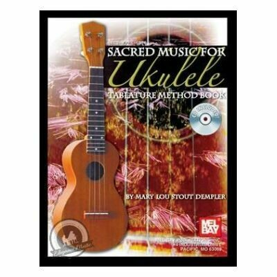 Sacred Music for Ukulele (with CD)
