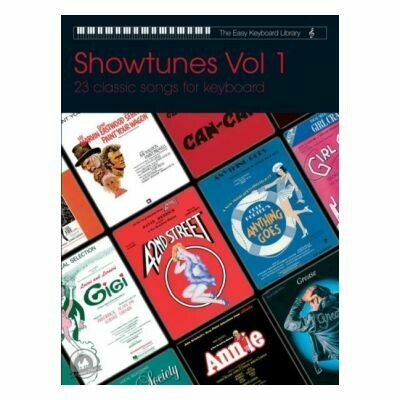 Easy Keyboard Library - Showtunes 1