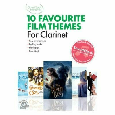 Guest Spot: 10 Favourite Film Themes for Clarinet