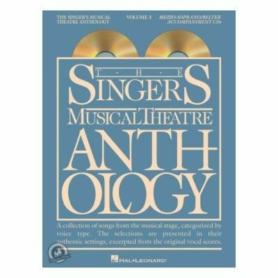 The Singer's Musical Theatre Anthology - Volume 3 - Mezzo-Sopran