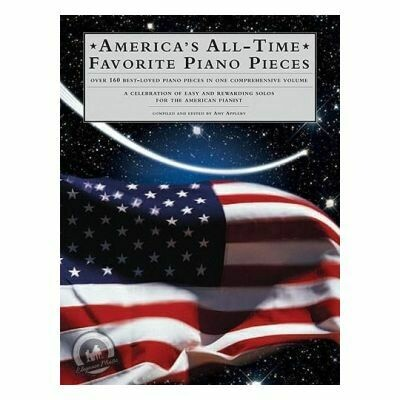 America's All-Time Favorite Piano Pieces for Piano