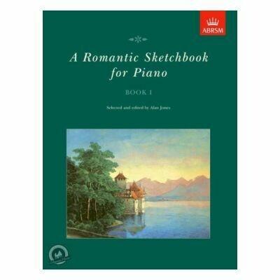 A Romantic Sketchbook for Piano, Book I