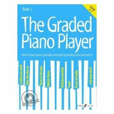Graded Piano Player, The: Grades 2-3