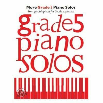 More Grade 5 Piano Solos