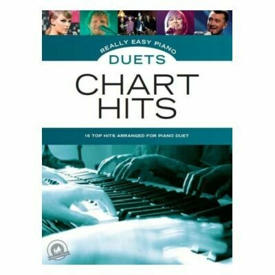 Really Easy Piano Duets: Chart Hits