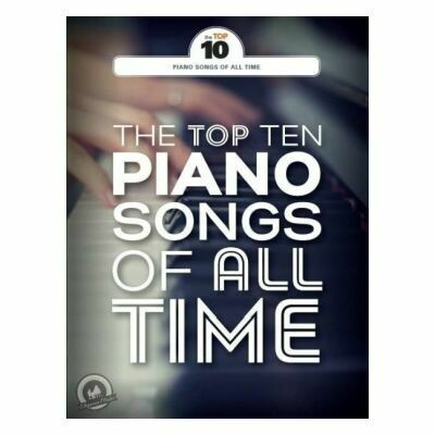 The Top Ten Piano Songs Of All Time (PVG)