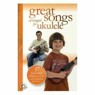 Great Songs Arranged for Ukulele