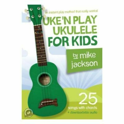 Mike Jackson: Uke'n Play Ukulele For Kids (With Online Audio)
