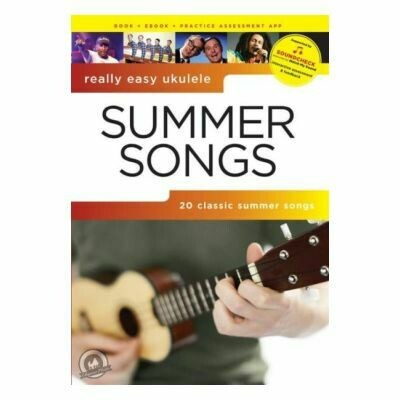 Really Easy Ukulele: Summer Songs