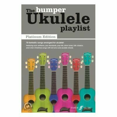 The Bumper Ukulele Playlist: Platinum Edition