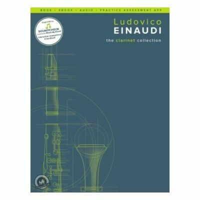 Ludovico Einaudi: The Clarinet Collection (Book/Online Media)