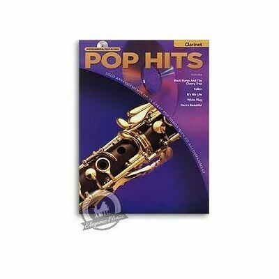 Pop Hits for Clarinet (with CD)