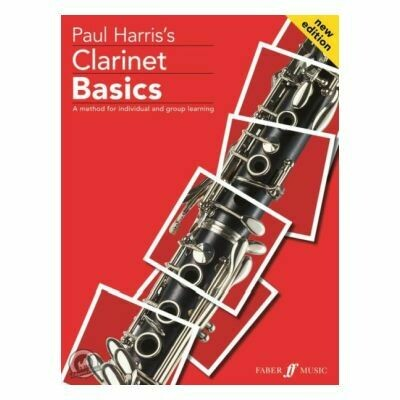 Clarinet Basics (Book Only)