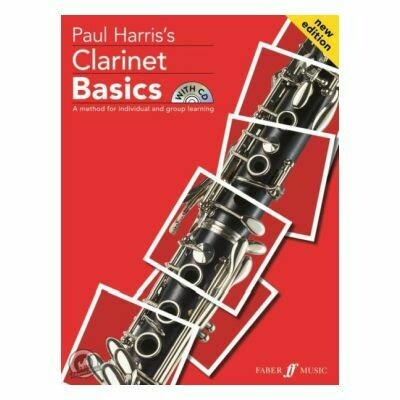 Clarinet Basics (with CD)