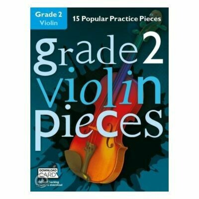 Grade 2 Violin Pieces (with Audio-Online)