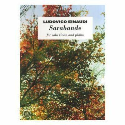 Ludovico Einaudi: Sarabande for Violin