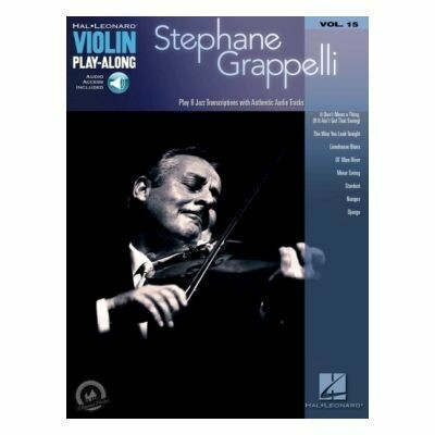 Stephane Grappelli for Violin (with Audio-Online)