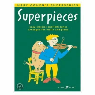 Superpieces for Violin