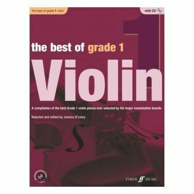 The Best of Violin - Grade 1 (with CD)