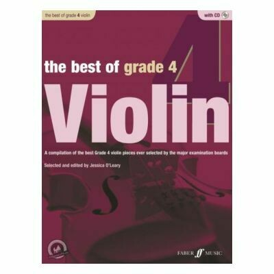 The Best of Violin - Grade 4 (with CD)