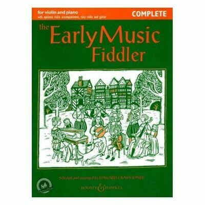 The Early Music Fiddler