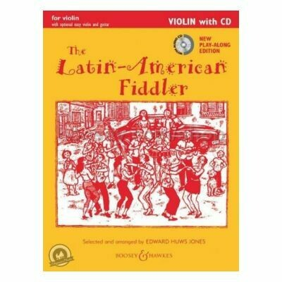 The Latin-American Fiddler (with CD)