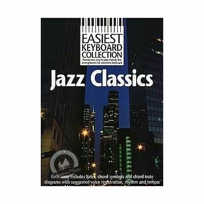Easiest Keyboard Collection: Jazz Classics