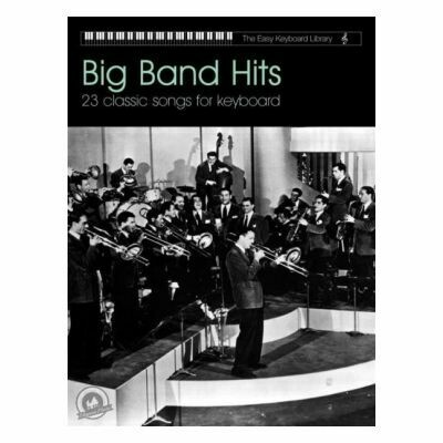 Easy Keyboard Library - Big Band Hits