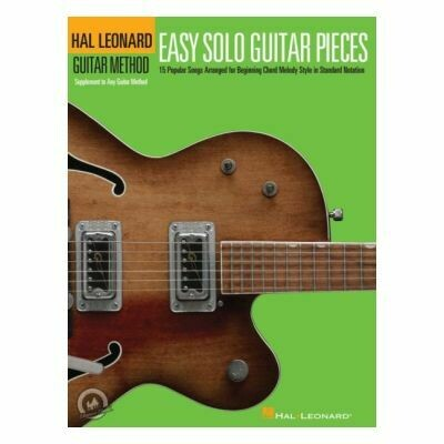 Easy Solo Guitar Pieces