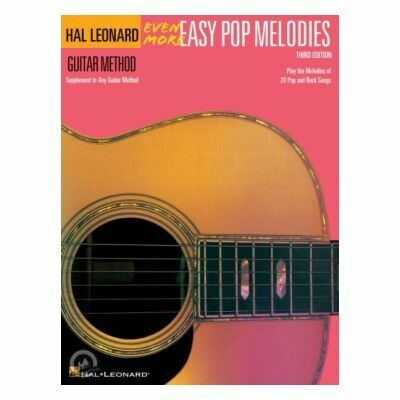 Even More Easy Pop Melodies - Third Edition for Guitar
