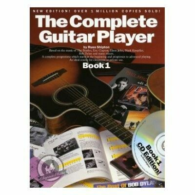 The Complete Guitar Player - Book 1 With CD (New Edition)