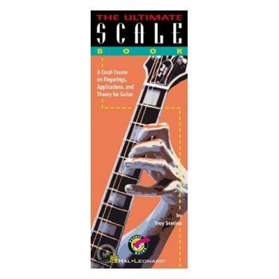 The Ultimate Scale Book for Guitar