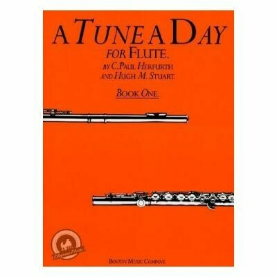 A Tune A Day For Flute: Book 1
