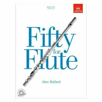 Fifty for Flute, Book Two (Grades 6-8)