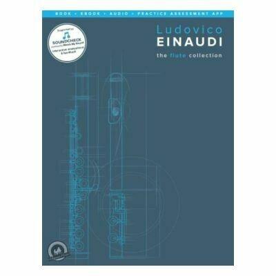 Ludovico Einaudi: The Flute Collection (Book/Online Media)
