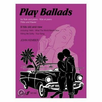 Play Ballads for Flute