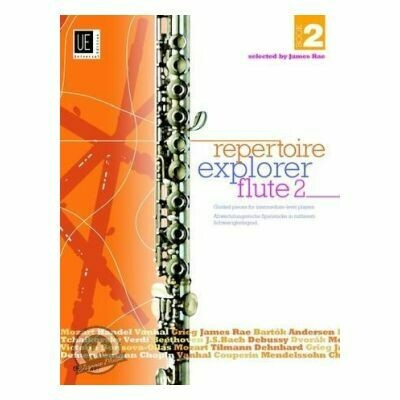 Repertoire Explorer 2 for Flute