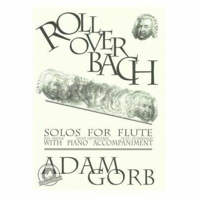 Roll Over Bach for Flute