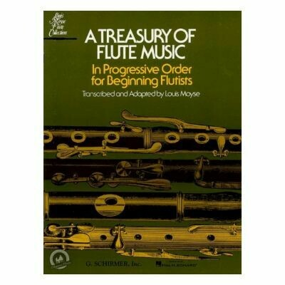 Treasury of Flute Music