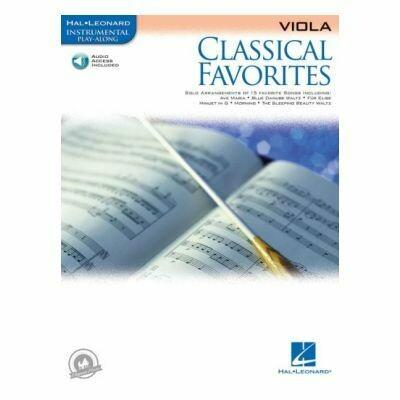 Classical Favorites - Viola