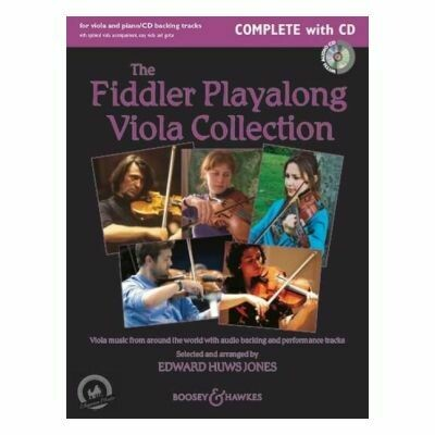 Fiddler Playalong Collection for Viola
