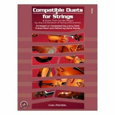 Compatible Duets for Strings (Double Bass)