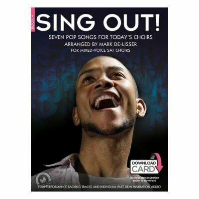 Sing Out! 7 Pop Songs For Today's Choirs - Book 4