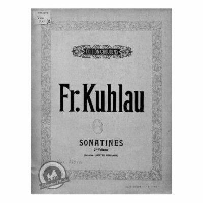 Friedrich Kuhlau: Sonatines Vol.2