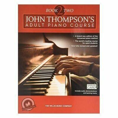 John Thompson's Adult Piano Course Book 2