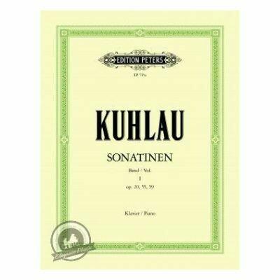Kuhlau, F: Sonatinas Vol.1